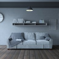 Minimalistic Furnishing Set